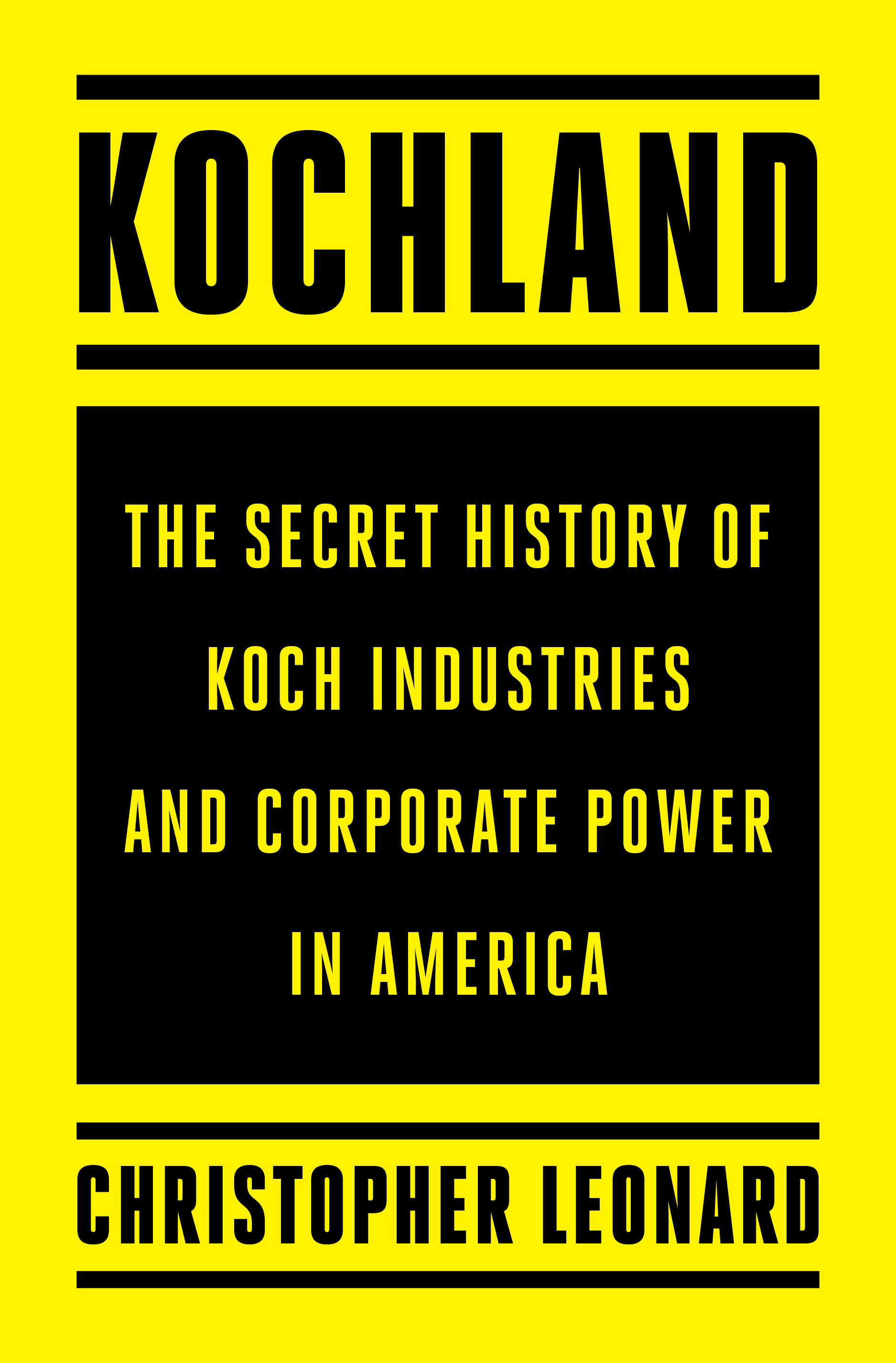 Kochland by Christopher Leonard